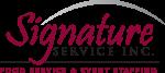 Signature Service Inc.