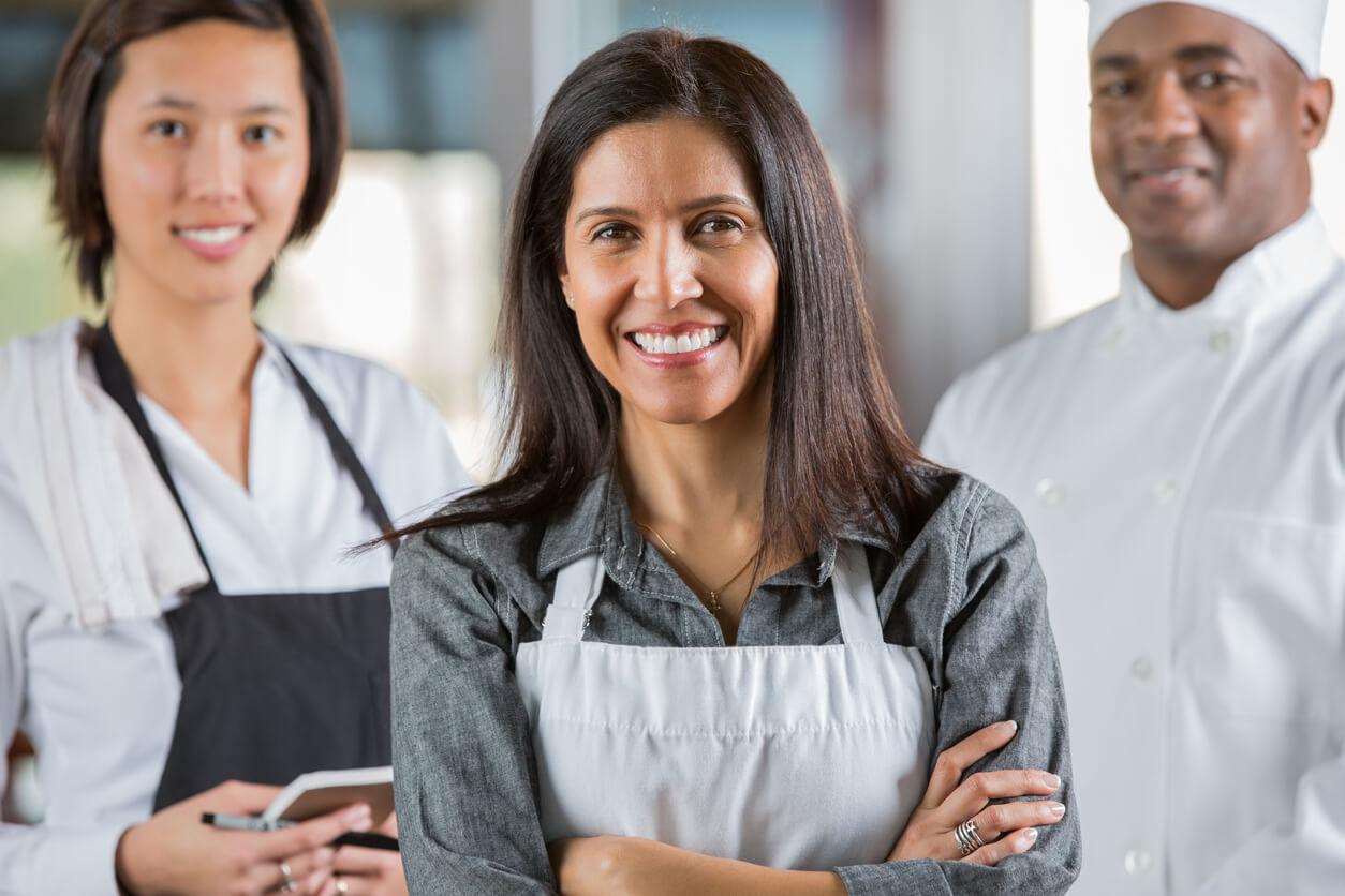 Food Service Staff Hospitality Staff Signature Service